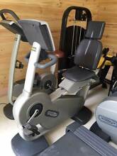Full Commercial Technogym Excite 700 Recumbent Exercise Bike Glenorie The Hills District Preview