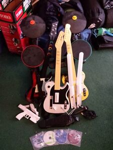 Wii Rockband and other accessories