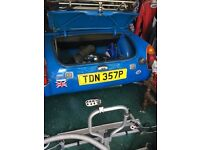 MG MIDGET in Blue Restored Resent MOT Lots of Extras text me for whats app pictures please