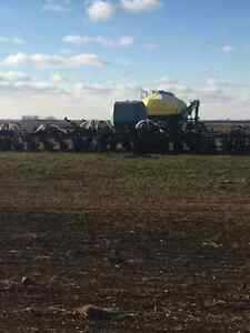Seedmaster 50' with JD 550 Cart
