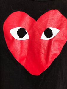 Authentic Comme des Garcons T-Shirt in mint condition