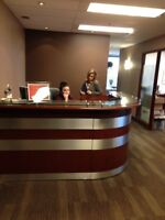 Beautifully furnished office space available - NW Calgary!