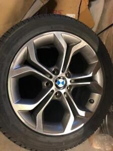 "BMW 18"" Brand new Winter tire package Michelin X-ice City of Toronto Toronto (GTA) Preview"