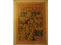The Wizard No. 1047, April 1st 1944 - Vintage Comic in Click Frame