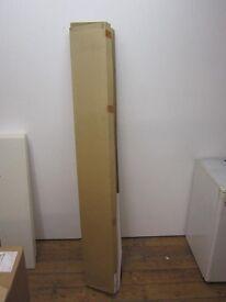 Ikea Dragby shelf . Oak effect . Size : H=5cm , L=190cm , D=26cm . New , unused .