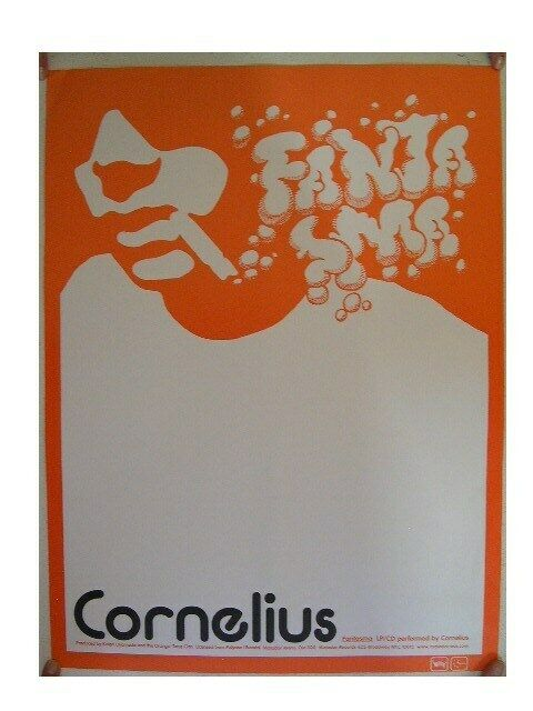 Cornelius Poster Fantasma