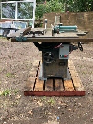 Oliver 232-d Table Saw Wood Working
