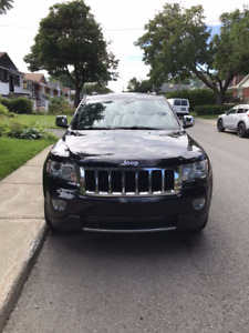 2011 Jeep Grand Cherokee Limited 3.6