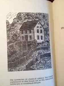 Hand made book of Newfoundland art and poetry and prose