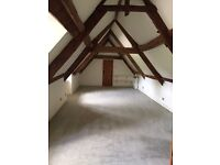 Large studio annex to rent Castle Cary/Sparkford area