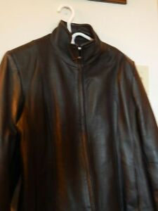 Ladies leather jacket and XS motorcycle helmet (new)