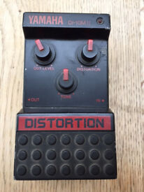Yamaha DI-10MII distortion