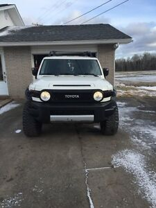 2008 Toyota FJ Cruiser Trails Team