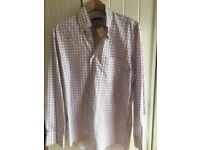 Austin Reed Mens XL check shirt New with tags