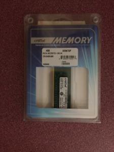 Brand new 4 GB DDR3 800MHZ RAM
