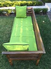 DAY BED SOFA OUTDOOR FURNITURE CLASSIC CUSTOM CUSHIONS Northbridge Willoughby Area Preview