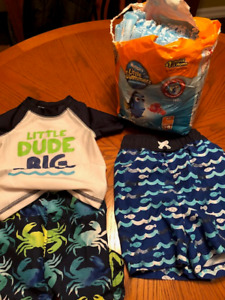 Boys Toddler Swimsuits