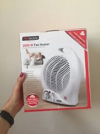 PACK hair dryer and fan heather with cool hair function