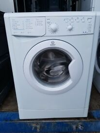 'Indesit' Washing Machine - Good condition / Free local delivery and fitting