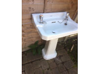 Vintage Armitage Shanks Bathroom Sink