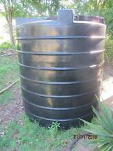 polyword round water tank 3000L D'aguilar Moreton Area Preview