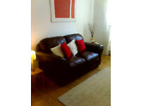 Bright ground floor flat 1 bedroom short term, holidays, study, Fringe, Festival