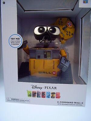 "GSR ROBOT GROSSER/BIG "" WALL-E U-COMMAND"", DISNEY, 26cm FIGUR, NEU/NEW/NEUF  !"