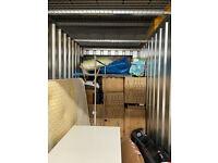 Mattress, Divan bed base, Desk, Chair, Mobile Clothing Rack, Laundry Rack, Laser Printer
