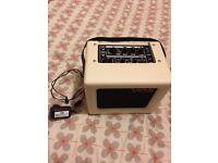Vox Mini 3 Amp, Ivory