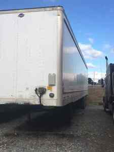 TANDEM/TRIDEM HEATER VANS, DRY VANS, AND REEFERS