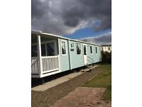 SETON SANDS, LONGNIDDRY near Edinburgh - caravan to let