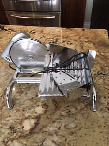 Unique Rival Electric Meat Slicer- Vintage, Never Used!
