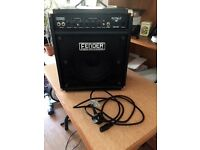 Fender Rumble 30w Wedge Bass Combo + Brand new Cover