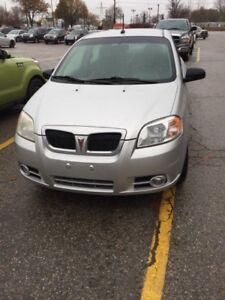 2010 Pontiac G3 SE