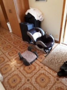Car seat and booster seat for sales