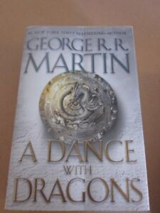 A Dance With Dragons// George R R  Martin