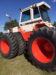 4690 CASE TRACTOR