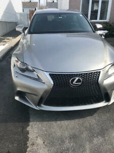 Lexus IS250 FSport AWD