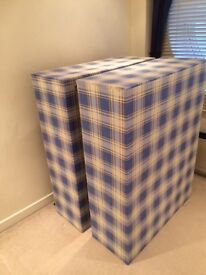 Double Bed Mattress and Split Box Set