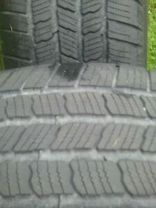 """Pair of 265/60/18"""" Michelin Tires"""