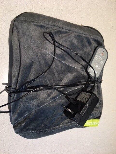 HoMedics Shiatsu Massage Cushion with Remote Control
