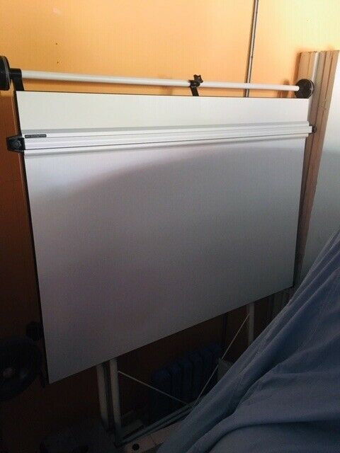 Professional parallel motion Drawing Board  Maker: J R Bourne  A0 size   vgc  never used  | in Sevenoaks, Kent | Gumtree