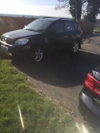 This RAV 4 represents excellent value genuine reason for sale.