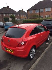 Corsa for Sale - great condition and very cheap road tax.