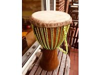 "Professional 13"" Djembe Drum"