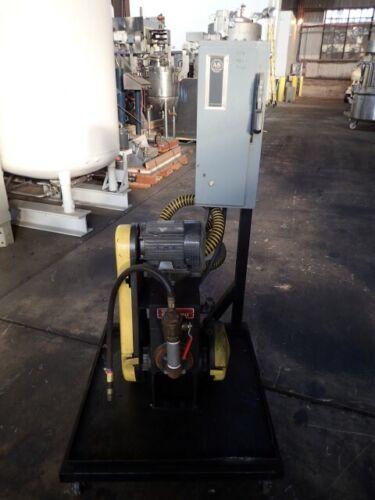 Stokes Vacuum Pump, Model 148-10, 2 HP (3111-1)