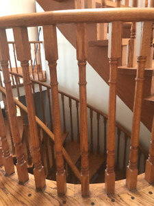 Indoor Stair Pickets / Balusters