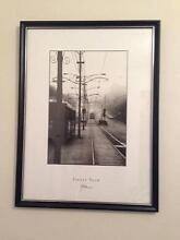 Ghost Tram by Matt Irwin. Framed print Engadine Sutherland Area Preview