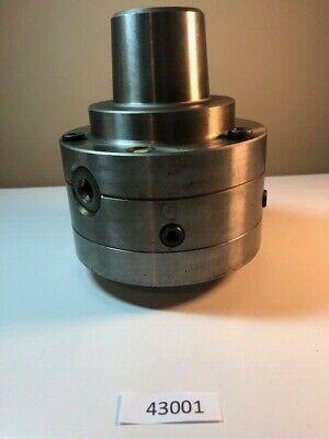 Bison 5 Chuck 5c Collet Spindle Model 3980-5-5c-43001