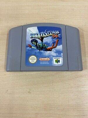 Genuine Original PilotWings Pilot Wings Nintendo 64 N64 Video Game Cartridge